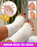 Bunion Relief Toe Socks Pair