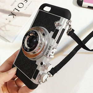 Phone Case Vintage Camera Iphone 11 Pro X Max Xs Xr 2020