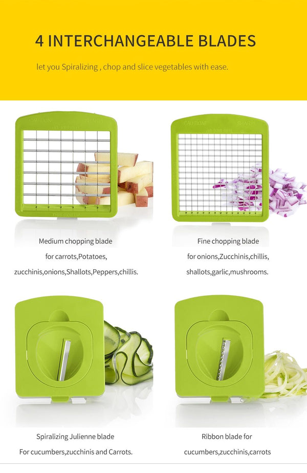 vegetable cutter Kitchen accessories Mandoline Slicer Fruit Cutter