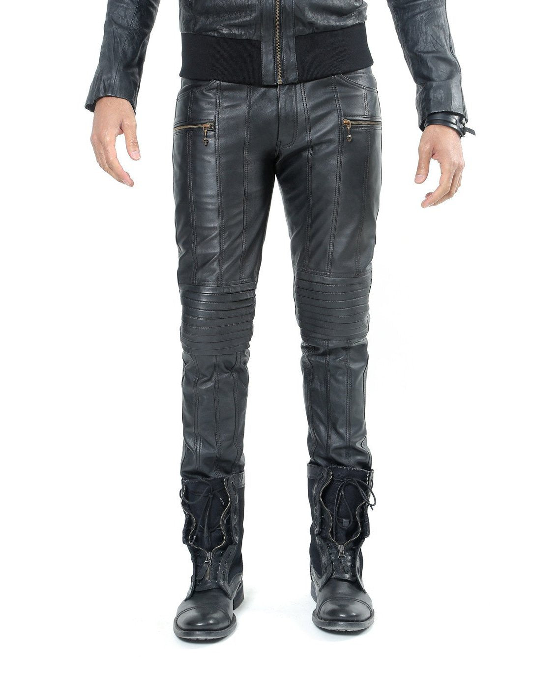 Leather Revolution Jeans
