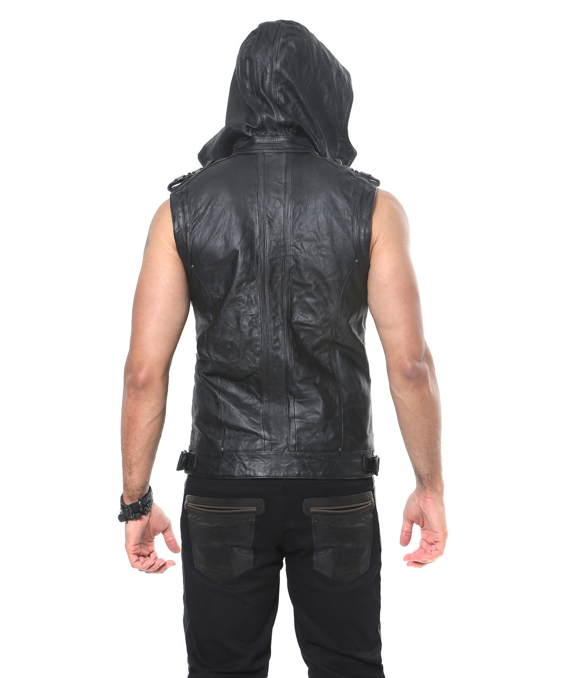 Rocket Hooded Vest
