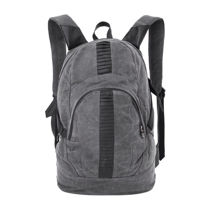 Sierra back pack - Combo Denim/Leather