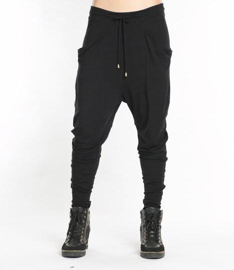 Onyx Harem Pant Full Length