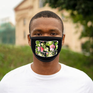 Rare Breed Floral Face Mask