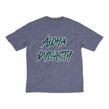 Load image into Gallery viewer, Aloha Dynasty Rare Breed Men's Heather Dri-Fit Tee