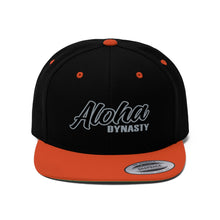 Load image into Gallery viewer, Aloha Dynasty Unisex Flat Bill Hat