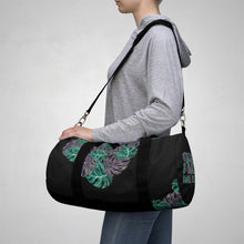 Load image into Gallery viewer, Monstera Duffel Bag