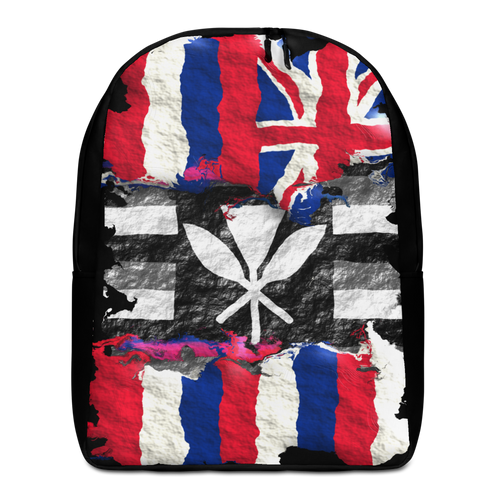 Hae Hawai'i Rare Breed Minimalist Backpack