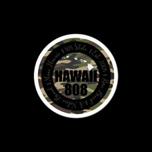 Load image into Gallery viewer, Hawaii 808 Camo Sticker