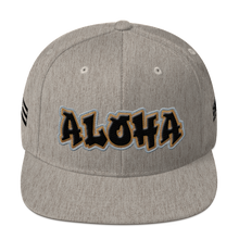 Load image into Gallery viewer, Rare Breed - The ALOHA DYNASTY, Snapback Hat