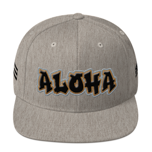 Rare Breed - The ALOHA DYNASTY, Snapback Hat