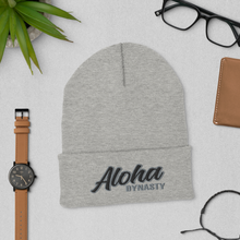 Load image into Gallery viewer, Aloha Dynasty Cuffed Beanie