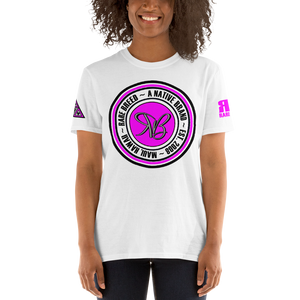 Rare Breed Hot Pink Short-Sleeve Unisex T-Shirt