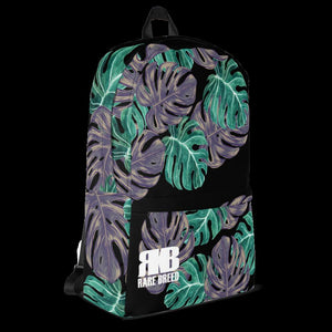 Rare Breed Monstera Design Backpack
