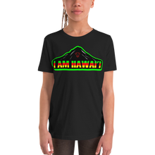 Load image into Gallery viewer, I AM Hawai'i Keiki - Youth Short Sleeve T-Shirt