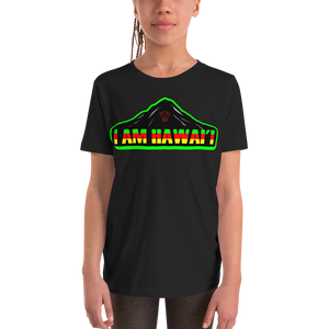 I AM Hawai'i Keiki - Youth Short Sleeve T-Shirt
