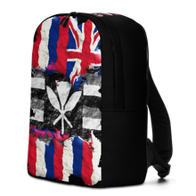 Load image into Gallery viewer, Hae Hawai'i Rare Breed Minimalist Backpack
