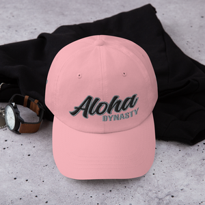 Aloha Dynasty Dad hat