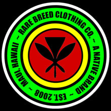 Load image into Gallery viewer, Rare Breed - Reggae Love Sticker