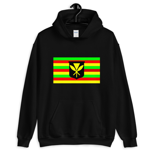 Rare Breed RYG Kanaka Hooded Sweatshirt