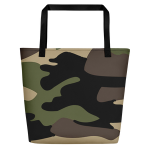 Rare Breed Camo Beach Bag