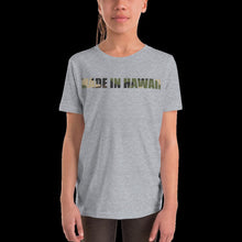 Load image into Gallery viewer, Keiki - Made in Hawaii Camouflage Design Tee