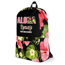 Load image into Gallery viewer, Aloha Dynasty Floral Backpack