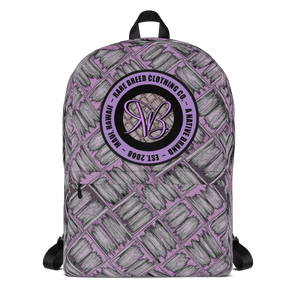 Rare Breed Lauhala Backpack