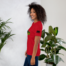 Load image into Gallery viewer, We Are Mauna Kea Red Short-Sleeve Unisex T-Shirt