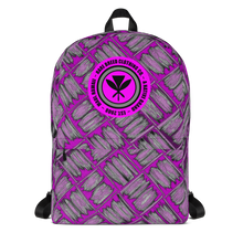 Load image into Gallery viewer, Rare Breed Pink Lauhala Design - Backpack