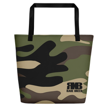 Load image into Gallery viewer, Rare Breed Camo Beach Bag