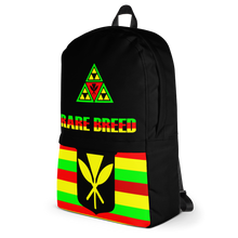Load image into Gallery viewer, Rare Breed Kanaka Maoli Backpack