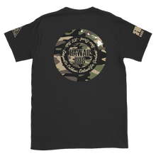 Load image into Gallery viewer, Made in Hawaii Camouflage Short-Sleeve Unisex T-Shirt