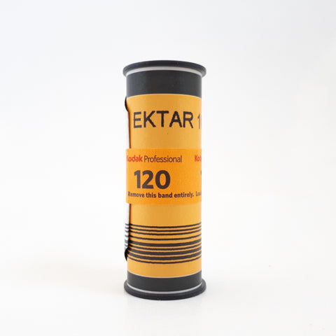 EKTAR 100: 120 Roll film