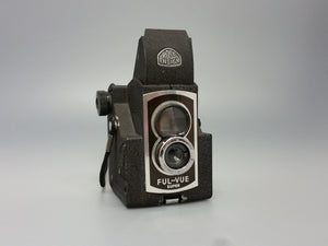 Ross Ensign Full Vue Super, 120 Roll Film,  Medium Format, TLR  camera