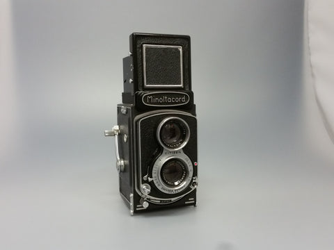 Minoltacord TLR