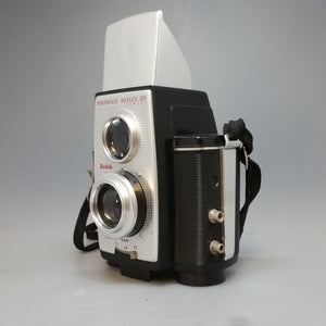 Kodak brownie reflex 20 620 roll film pseudo TLR box camera