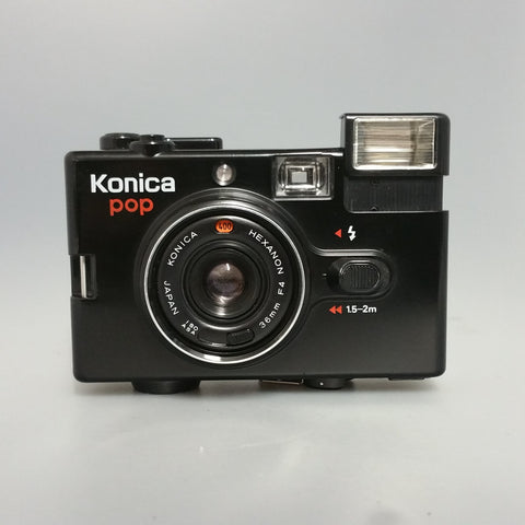 Konica POP Black