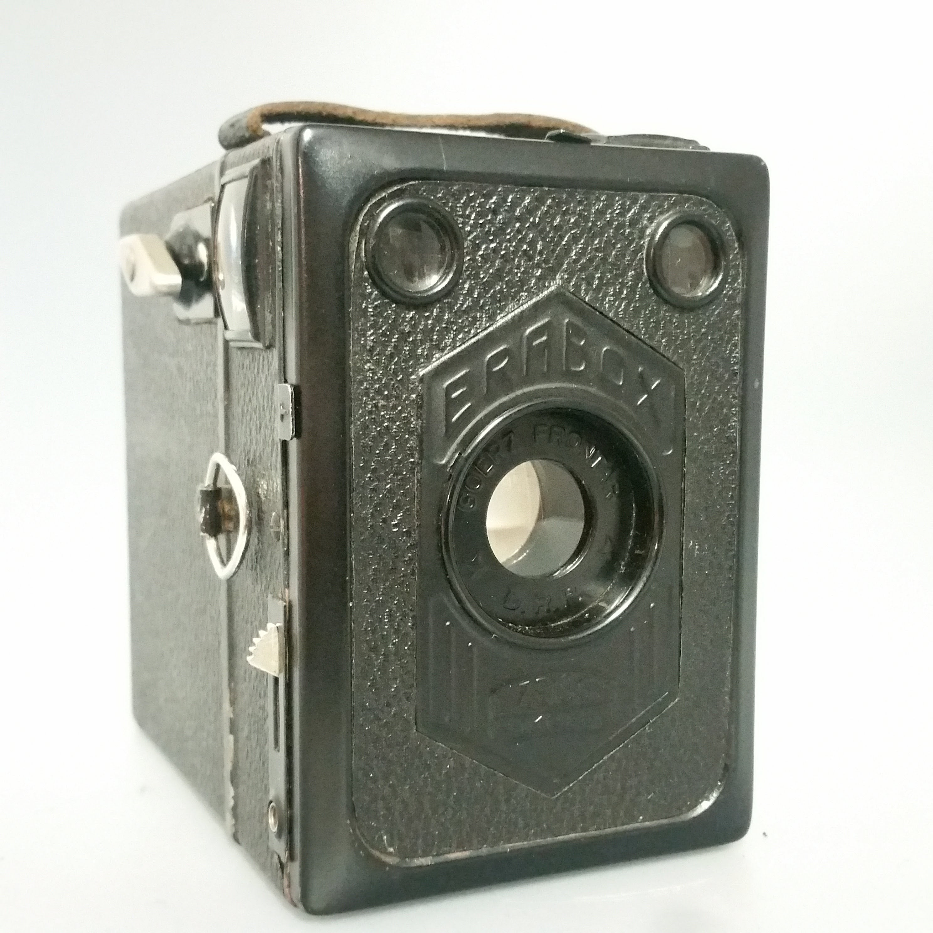Zeiss-Ikon ERA Box, 120 Roll Film, box camera,  Medium Format