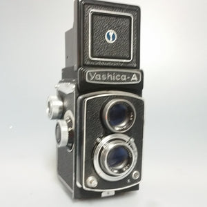 Yashica A , 120 Roll Film,  Medium Format, TLR  camera