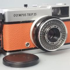 Olympus Trip 35, 35mm camera, Compact,