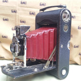 Eastman Kodak Folding pocket No 1A Red bellow