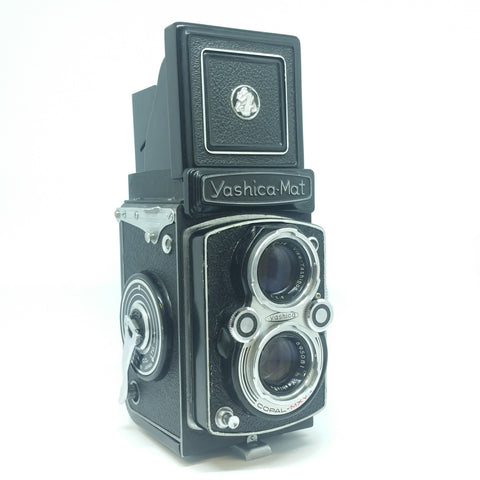 Yashica MAT 6x6 TLR