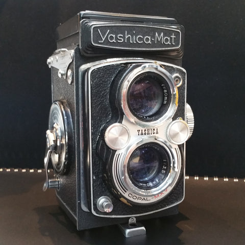 Yashica MAT 6x6 TLR MT5070801