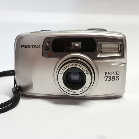 Pentax Espio 738S Point and shoot 35mm camera