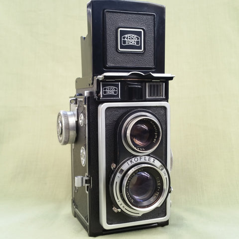 Zeiss Ikon IKOFLEX IC