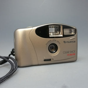 FUJIFILM Clear shot 10 AUTO 35mm compact point and shoot