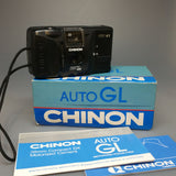 CHINON AUTO GL   35mm compact point and shoot