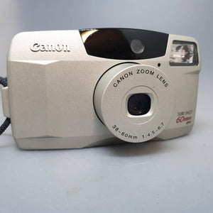Canon SURE SHOT 60 ZOOM - Greenwich Cameras and Film