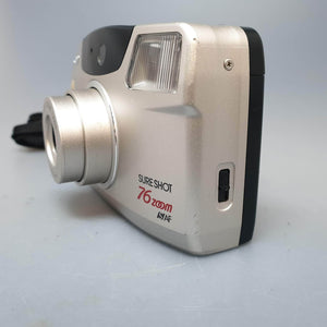 Canon SURE SHOT 76 ZOOM - Greenwich Cameras and Film